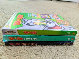 Tom and Jerry DVD for Sale in Mountain View, CA
