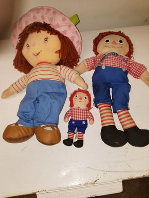 Raggedy Ann And Andy, 1930 for Sale in Vancouver, WA