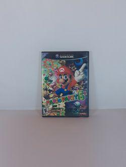 Mario Party 6 (Gamecube, 2004) Complete In Box CIB for Sale in Miami,  FL