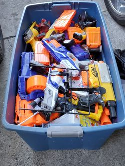 Nerf Guns for Sale in Mount Hamilton,  CA