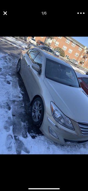 2012 Hyundai Genesis for Sale in Baltimore, MD