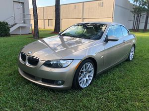 2007 BMW 328i SERIE 3 CONVERTIBLE for Sale in Orlando, FL