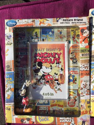Mickey Mouse frame for Sale in Vancouver, WA