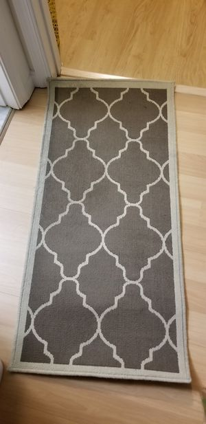 Used Indoor/Outdoor Rug for Sale in Rockville, MD