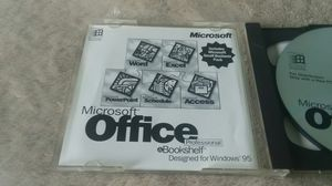 Microsoft office bookshelf for Sale in Kingsley, PA
