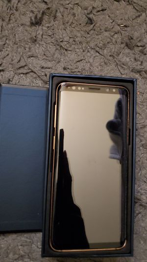 Samsung Galaxy s9 for Sale in MONTGOMRY VLG, MD