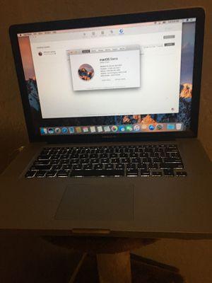 15 inches MacBook Pro i7 processor 500 GB hardrive 8 GB memory ram 2012 for Sale in Boston, MA