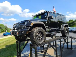 2014 Jeep wrangler for Sale in Streamwood, IL