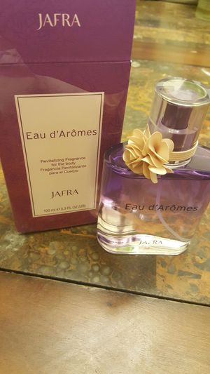Jafra Eau d'Arômes revitalizing fragrance for the body for Sale in Wheat Ridge, CO