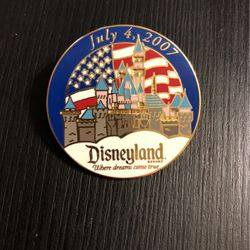 Disney Collector Pin July 4, 2007 for Sale in Midway City,  CA