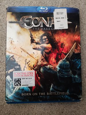 CONAN BLU-RAY for Sale in Baldwin Park, CA