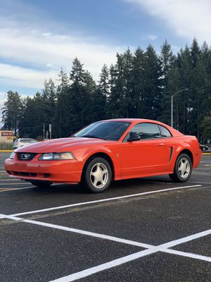 2003 Ford Mustang for Sale in Parkland, WA