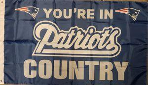 Patriots Flag for Sale in La Puente, CA