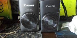 Canon 20mp-16mp. Digital camera's 30 and 25 for Sale in Richmond, VA