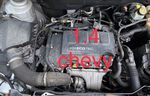 Chevy Cruz 1.4 engine & tranny for Sale in Charlotte, NC