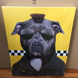 """Brand New """"Mr. Bickel"""" Canvas Art 16x20 for Sale in North Las Vegas, NV"""