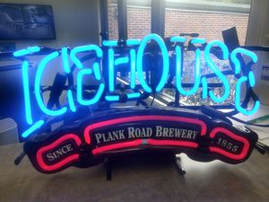 Ice house neon sign for Sale in Holly Springs, NC