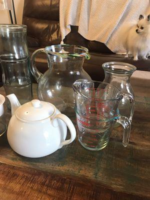 Misc Glassware for Sale in Pinecrest, FL