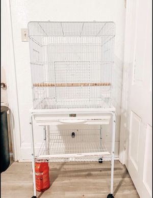 LARGE BIRD CAGE for Sale in Pittsburgh, PA