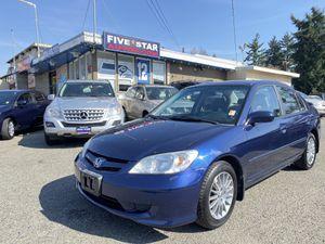 2005 Honda Civic Sdn for Sale in Seattle, WA