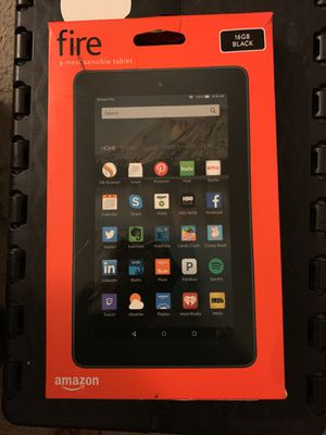 Amazon Fire Tablet for Sale in Upper Marlboro, MD