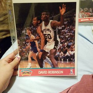 NBA Hoop David Robinson (2) Terry Cummings for Sale in San Antonio, TX