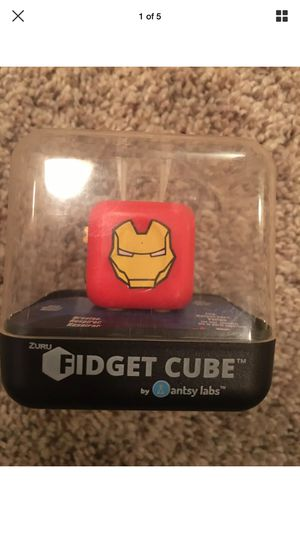 IronMan Fidget Cube for Sale in New Lenox, IL