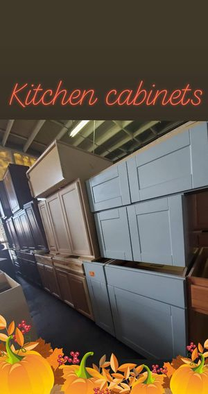 Kitchen cabinets available for Sale in Downey, CA