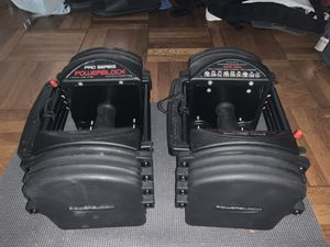 Powerblock Pro EXP 50lbs for Sale in Baltimore, MD
