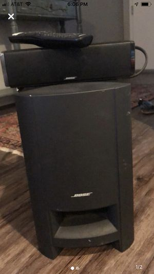 Bose stereo system for Sale in San Diego, CA