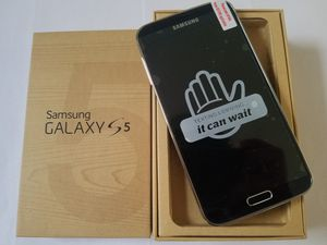 Samsung Galaxy S5, Factory Unlocked, Excellent Condition..As like New. for Sale in Springfield, VA