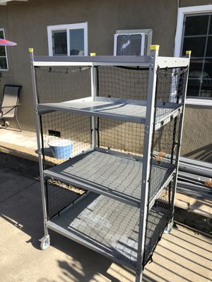 Storage Racks/Sortation Cart for Sale in Baldwin Park, CA