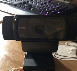 1080p Logitech Camera for Sale in Miami Gardens, FL