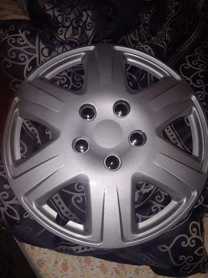 Hub caps size 15 for Sale in Hyattsville, MD