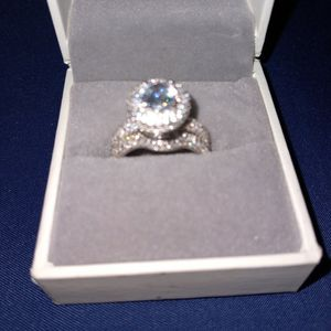 925 Silver Engagement Ring for Sale in Whittier, CA