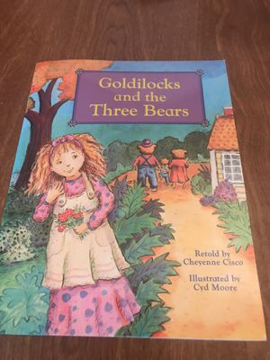 Goldilocks and the Three Bears for Sale in Austin, TX