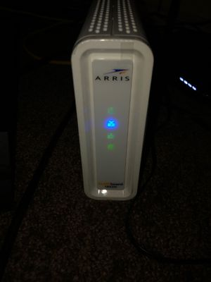 Modem router for Sale in Salem, OR