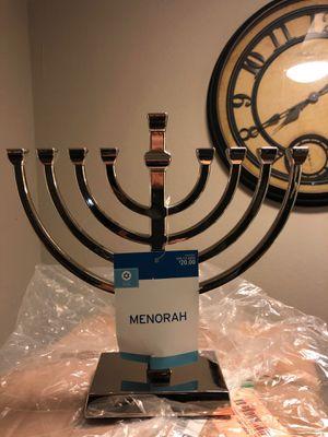 Menorah for Sale in Covina, CA