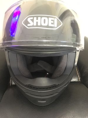 SHOEI RF-1200 Matte Black Excellent Condition for Sale in Silver Spring, MD