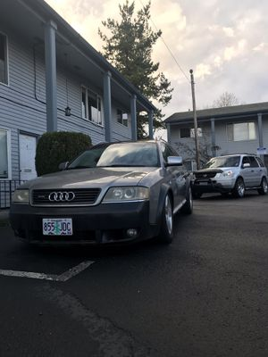 PART OUT!! Audi Parts for Sale in Milwaukie, OR
