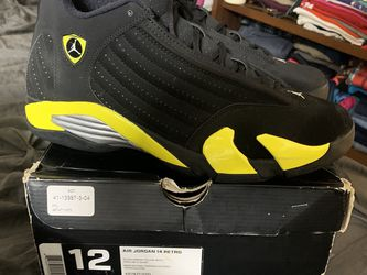 Jordan Thunder 14 With Box for Sale in Raleigh,  NC