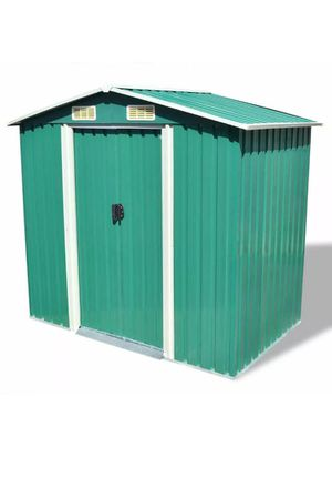 New in box metal garden shed storage for Sale in South Gate, CA