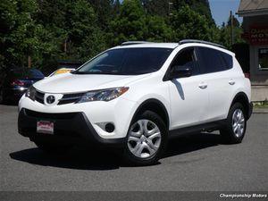 2015 Toyota RAV4 for Sale in Redmond, WA