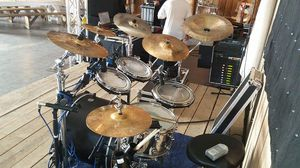 For sale acuatic traps drum set .. para la venta for Sale in Nashville, TN