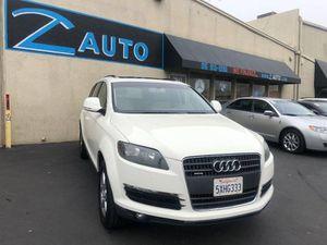 2007 Audi Q7 for Sale in Sacramento, CA