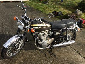 1973 Honda CB450 K6 for Sale in Lynnwood, WA