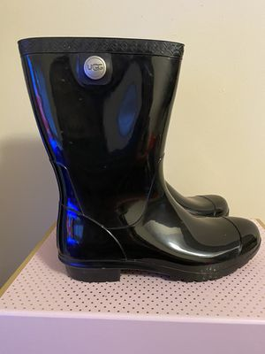 Rain boot size 8 for women for Sale in Washington, DC
