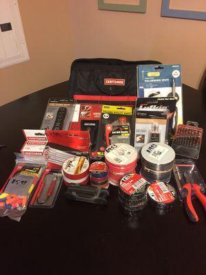 Electrical Tools & Supplies (EXCELLENT DEAL) for Sale in Brooklyn, NY