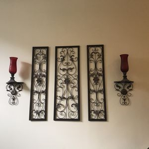Metal Wall Art for Sale in Wake Forest, NC