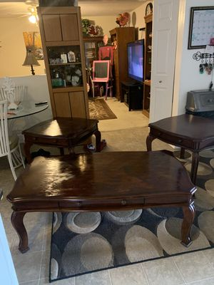End Tables And coffee table (please read description) for Sale in Columbia, SC